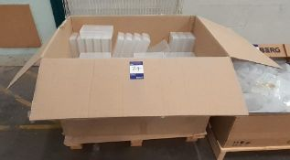 Large quantity of Point of Sale boxes (230 x 120)
