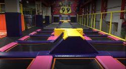 Indoor Trampoline Park, 99 Jump Sheffield