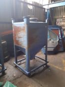 2012 UCON 650L Steel Container.