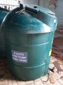 Balmoral VB500 Vertical Fuel Tank 500Ltrs.