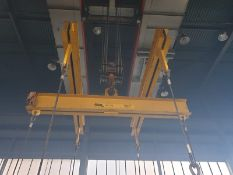 6 Legged 30T SWL Lifting Frame
