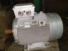Siemens 112Kw, 3 Phase, 60Hz, 460V Motor