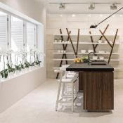 NEW 7.49M2 Porcelanosa Harvester Beige Wall and Floor Tiles. 59.6x59.6cm per tile. 1.07m2 per