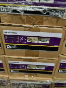 (E54) PALLET TO CONTAIN 200 x NEW 4KG BOXES OF M6x