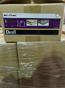 (E49) PALLET TO CONTAIN 98 x NEW 4KG BOXES OF M6x7