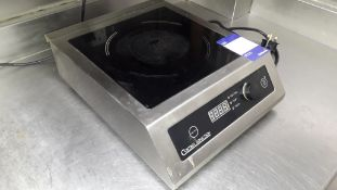 Control Induction CI30A Stainless Steel Counter To