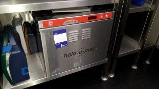 HugenTobler Hold-O-Mat Warming Oven