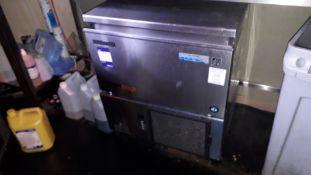 Hoshizaki IM-45CNE-HC Stainless Steel Ice Maker, S