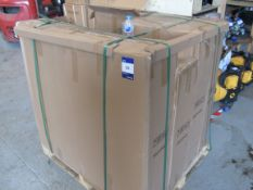 Part Pallet of pull-up spit sneeze/ covid protecti