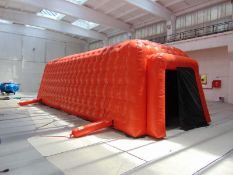 UV Tunnel Pod, Orange