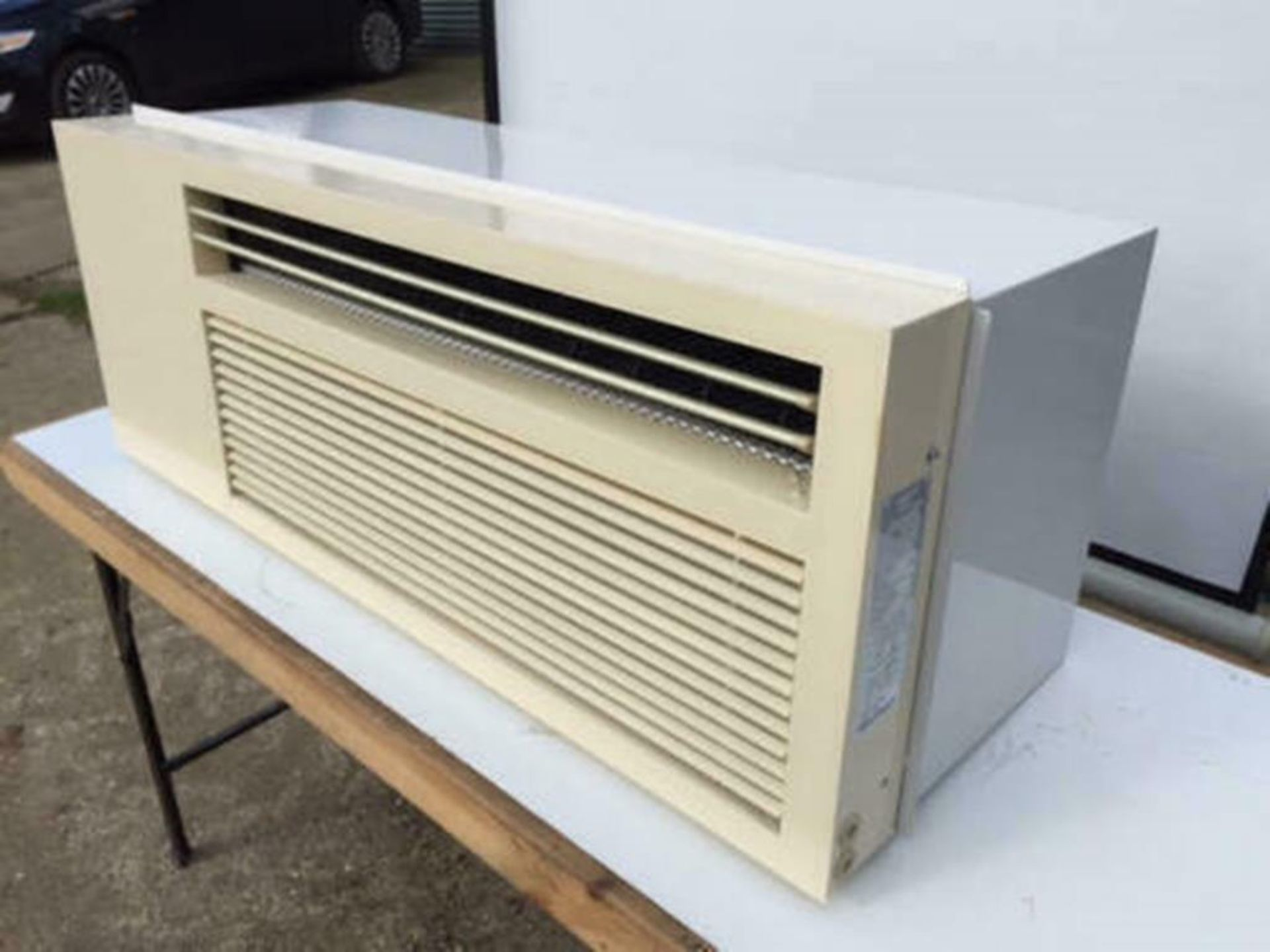 Brand New and Boxed Eco Air Conditioning Heat Pump Through Wall Unit - Image 8 of 11