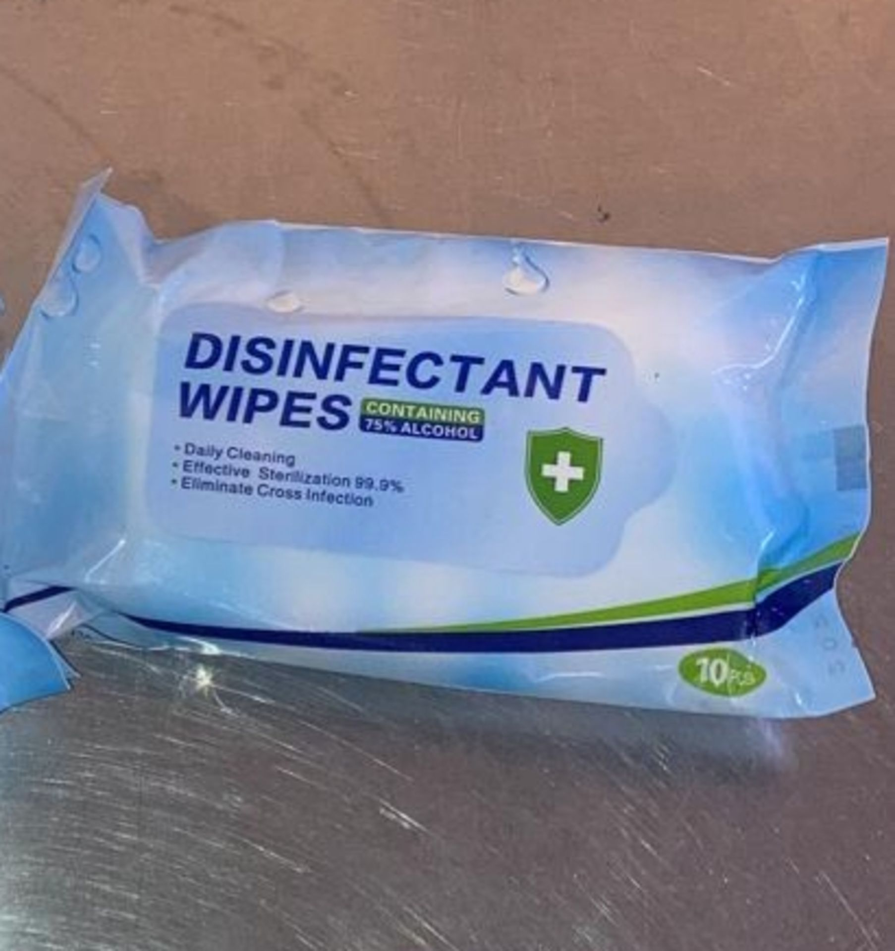 50,000 Antibacterial Disinfectant Wipes - Image 2 of 4