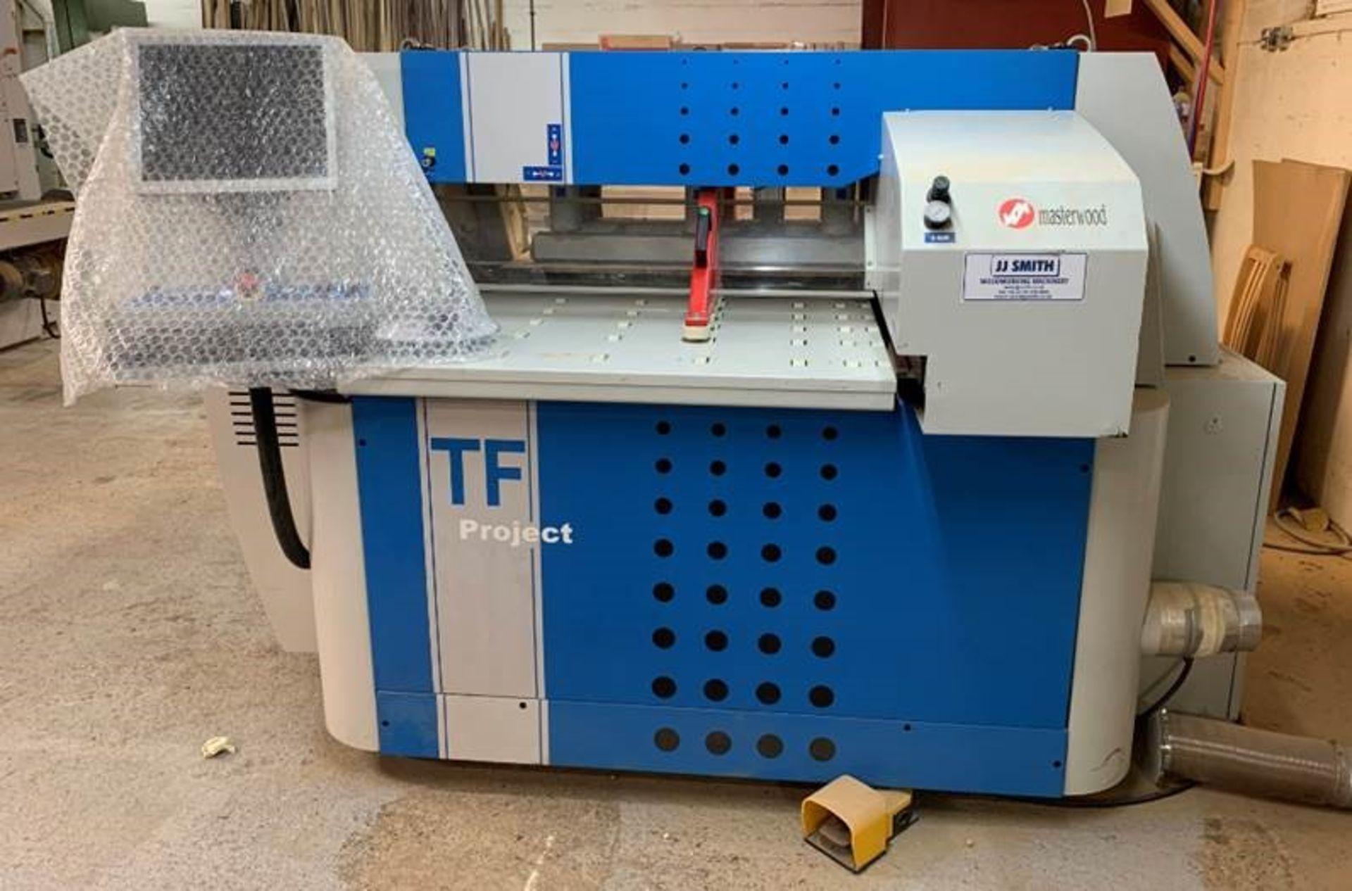 2010 Masterwood Project TF100 CNC Machine Centre
