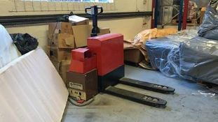 BT Electric Ride On Pallet Mover