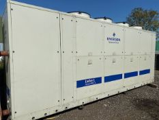 Emerson Hiross HPC-S Industrial Water Chiller