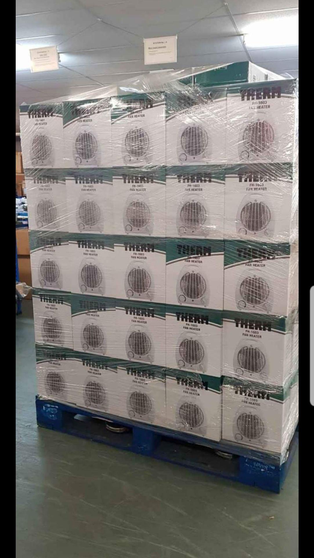 25 x 2kw fan heaters - Image 3 of 3
