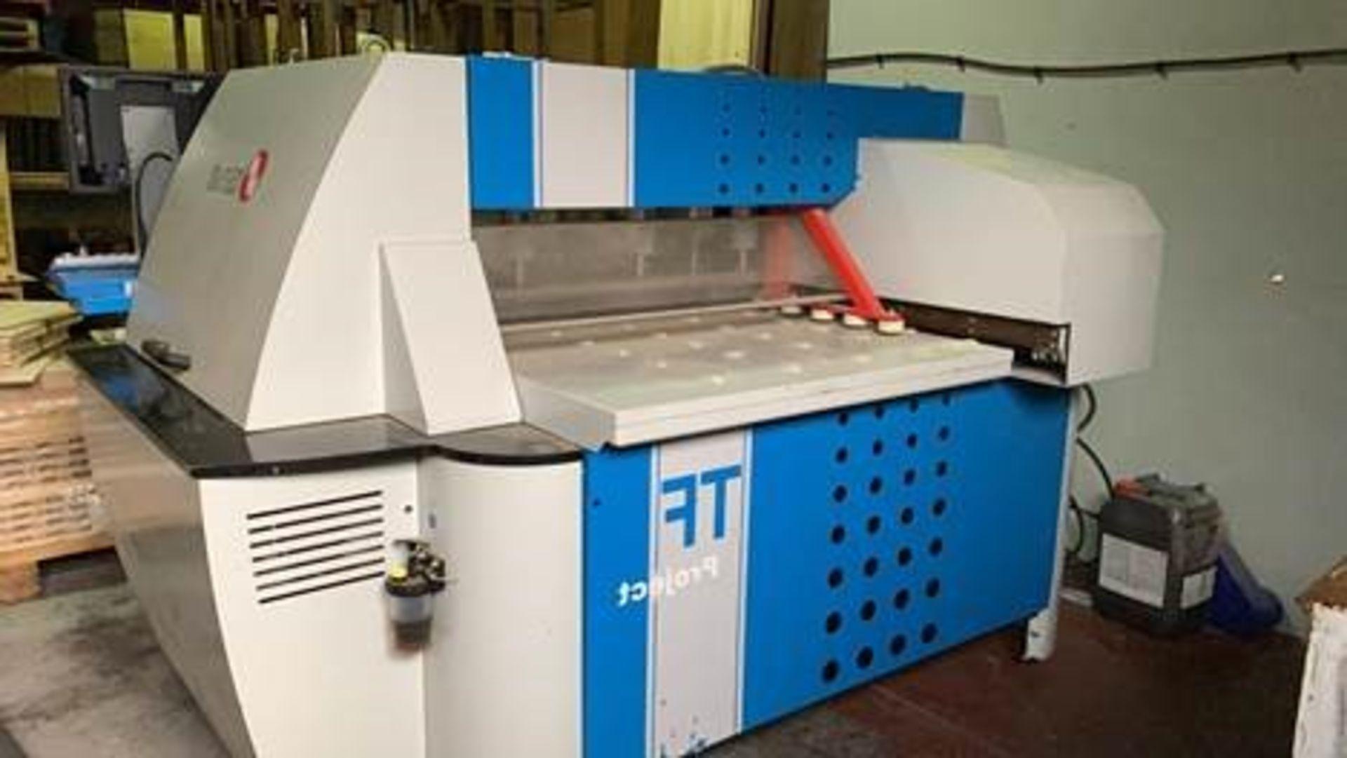2010 Masterwood Project TF100 CNC Machine Centre - Image 3 of 7