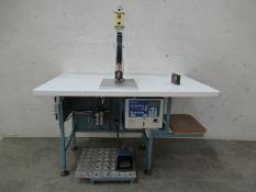 A MacGregor M2 Welding systems M2-20-3 Resistance Welder