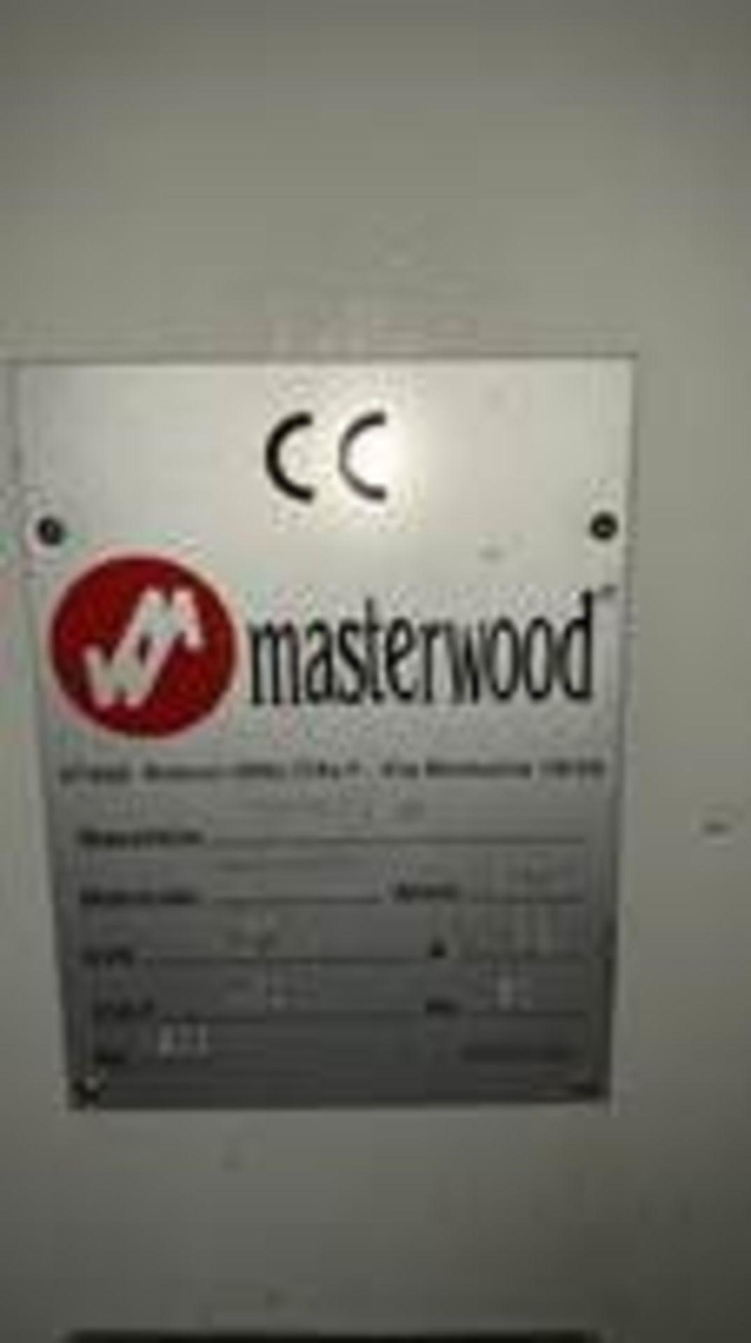 2010 Masterwood Project TF100 CNC Machine Centre - Image 6 of 7