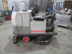 2005 Comac C85B Ride On Floor Scrubber Dryer
