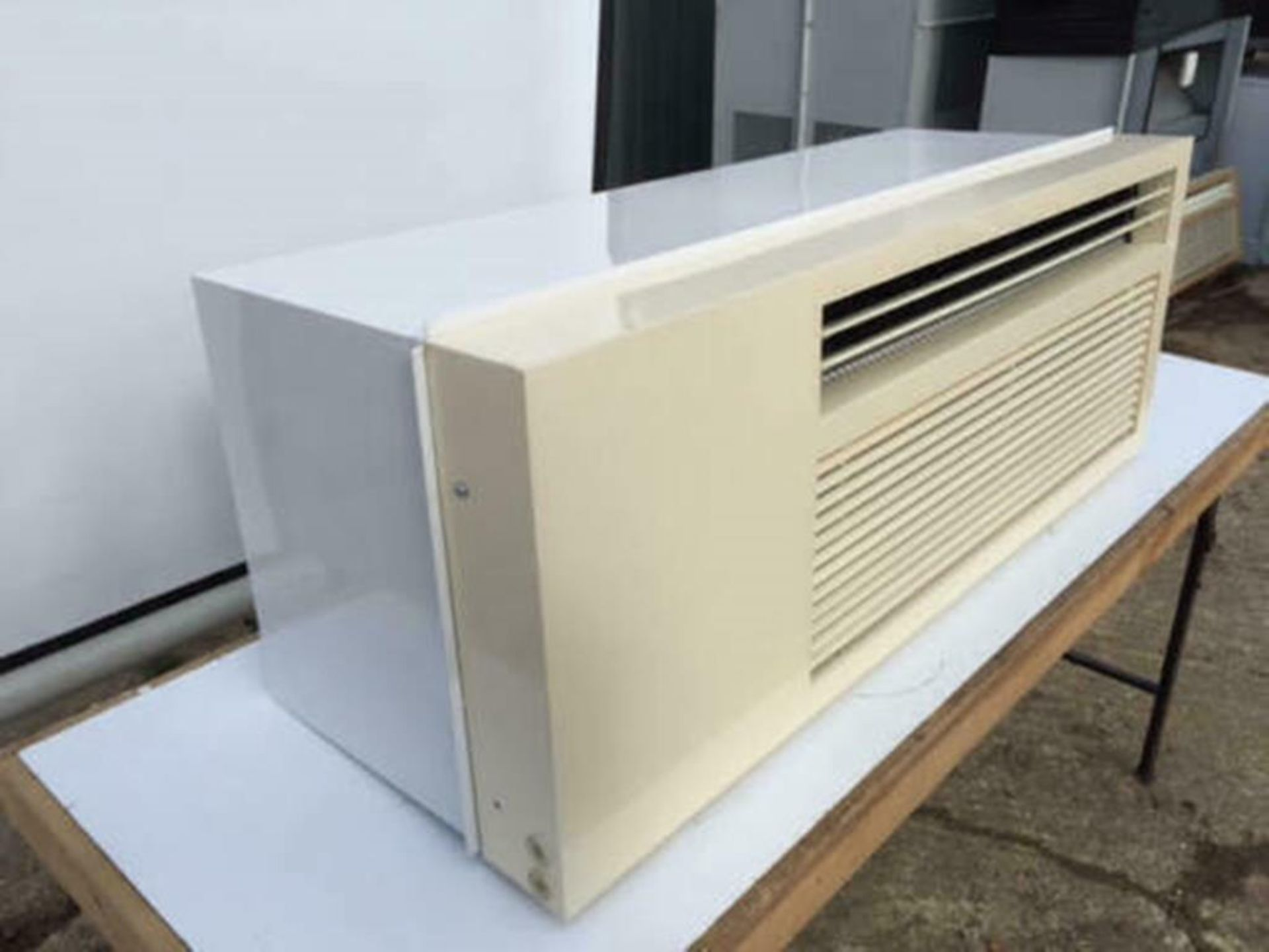 Brand New and Boxed Eco Air Conditioning Heat Pump Through Wall Unit - Image 7 of 11