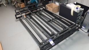 Rhino roof rack, Module: EG, Serial No: WO 117077,
