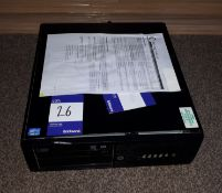 HP Compaq Pro 4300 SFF PC, Serial Number CZC3121MS