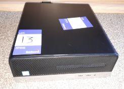 HP ProDesk 400 G6 SFF desktop computer, Serial Num