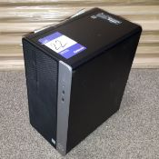 HP ProDesk 400 G5 MT desktop computer, Serial Numb
