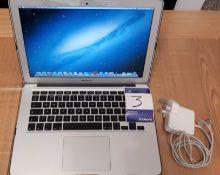 """Apple MacBook Air 13"""" (2013), A1466, 1.3 GHz Intel"""
