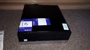 HP ProDesk 400 G5 SFF desktop computer, Serial Num