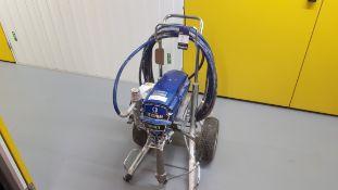 Graco Texspray Mark V with ProGuard Smart Control