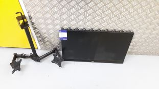 1 x Acer G276HL LCD monitors, with brackets