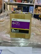 (D16) PALLET TO CONTAIN 196 x NEW 4KG BOXES OF 20M