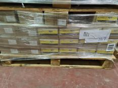 (D21) PALLET TO CONTAIN 167 x NEW 4KG BOXES OF 3.5