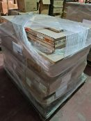 (D12) PALLET TO CONTAIN 161 x ASSORTED ITEMS TO IN