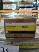 (S179) PALLET TO CONTAIN 122 x NEW 4KG BOXES OF 4x16MM PZD LOOSE WOOD SCREWS. RRP £23.75 PER BOX
