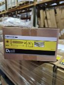 (E104) PALLET TO CONTAIN 31 x NEW 4KG BOXES OF 3.5