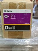 (D23) PALLET TO CONTAIN 196 x NEW 4KG BOXES OF 20M