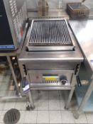 Professional S/S Gas Range Vapour Grill
