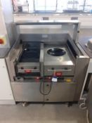 EISFINK ACS 1000-EC Front Cooking Station with Air Cleaning System