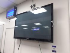 "42"" Samsung Flat Screen LCD TV"