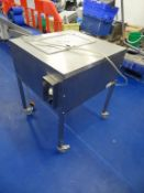 Proven Single Pot water bath Melting unit