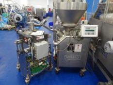 Vemag Robot 500 Extruder with Crimper unit