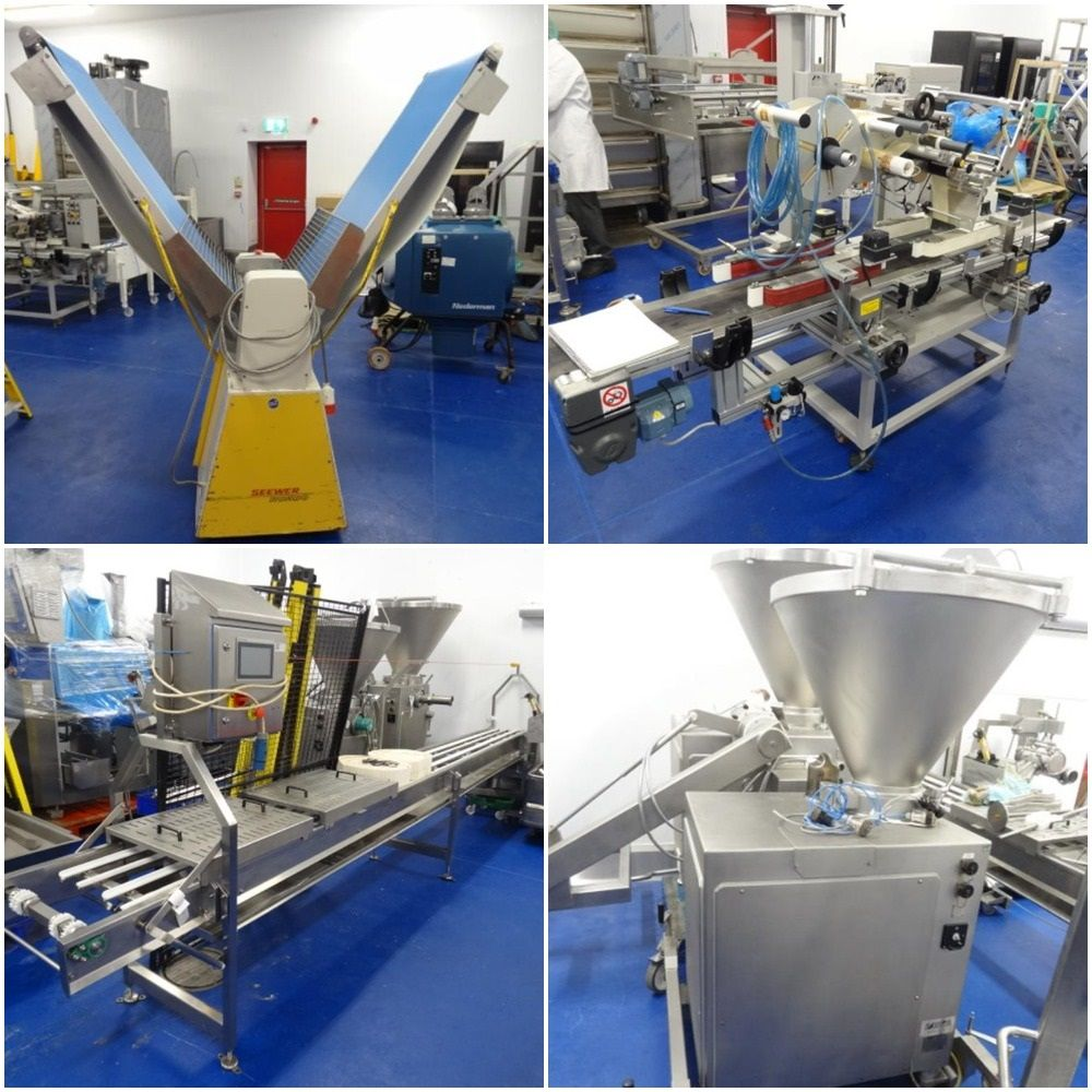 Online Auction of Vemag Extruders and Cookie Bakery Assets