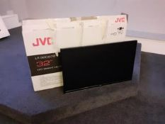 JVC LT-32C672 32in TV – Located 100 Norfolk Street