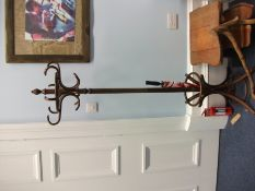 Vintage style Hat and coat stand – Located Mountai
