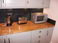 Kettle toaster microwave – Located Mountain Creati