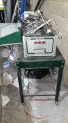 Robatech MCS48 Hot Melt Glue System on Stand and another similar for spares or repair
