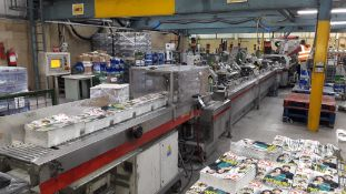 Line 1 - Sitma 1150FW Poly Wrapping Line, 81,126,9
